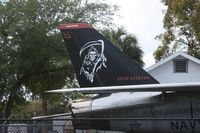 161426 @ DED - F-14B at Deland Museum - by Florida Metal