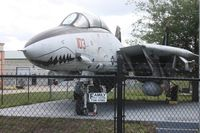 161426 @ DED - Tomcat at Deland museum - by Florida Metal