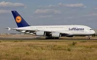 D-AIMD @ EDDF - departure from Frankfurt