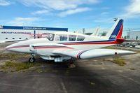 C-GHLS @ CYVR - 1974 Piper PA-23-250, c/n: 277405461 - by Terry Fletcher