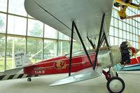 N7550 @ BFI - Stearman C-3B, c/n: 53032/1820 in Seattle Museum of Flight