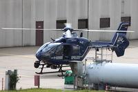 D-HVBI @ EDDL - German Police, Eurocopter EC135 T2, CN: 0177 - by Air-Micha