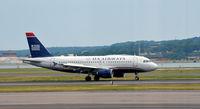 N766US @ KDCA - Landing DCA - by Ronald Barker