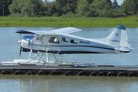 C-FPCG @ CYVR - 1956 Dehavilland DHC-2 MK. I, c/n: 1000