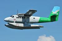 C-FGQH @ CYHC - 1968 De Havilland Canada DHC-6-100 Twin Otter, c/n: 106