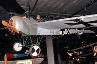 N3363G @ BFI - Appleby James S FOKKER E III, c/n: AA107 in Seattle Museum of Flight