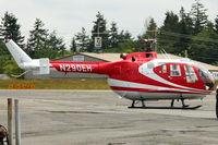 N290EH @ PAE - 1990 Messerschmitt-boelkow-blohm BO-105S, c/n: S-850