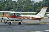 C-GYWO @ CYNJ - 1977 Cessna 152, c/n: 15279419 - by Terry Fletcher