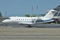 C-FSCI @ CYVR - 2007 Bombardier CL-600-2B16, c/n: 5717 - by Terry Fletcher