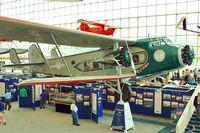 N224M @ BFI - Boeing 80A-1, c/n: 1082 in Seattle Museum of Flight