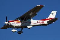 F-HAEB @ LFMV - Landing in 35