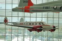 N115MF @ BFI - Beech C-54G, c/n: AF-253 in Seattle Museum of Flight