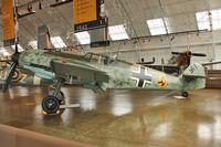 N342FH @ PAE - 1939 Messerschmitt BF 109E, c/n: 1342 at Paul Allens Warbirds