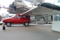 N100D @ BFI - Taylor Aerocar III, c/n: 1 in Seattle Museum of Flight