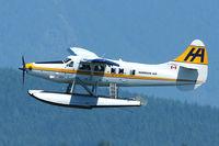 C-FRNO @ CYHC - 1953 De Havilland Canada DHC-3 Turbo Otter, c/n: 21