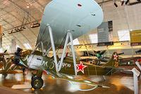 N46GU @ PAE - 1944 Polikarpov PO-2, c/n: 641543 at Paul Allen Warbirds