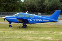 C-FAHN @ CYXX - 1971 Beech C23, c/n: M-1361