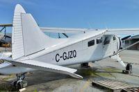 C-GJZQ @ CYVR - 1952 Dehavilland DHC-2 MK. I, c/n: 207 - by Terry Fletcher