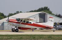 C-GNLJ @ KOSH - Cessna 180K - by Mark Pasqualino