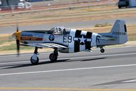 N5087F @ KPAE - Impatient Virgin  Historic Flight Foundation  Vintage Aircraft Weekend @ http://vintageaircraftweekend.org/ - by hawgwild