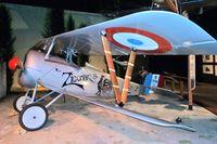 N24RI @ BFI - Nieuport 24 BIS, c/n: 0000 in Seattle Museum of Flight