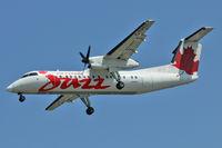C-FACT @ CYVR - 1991 De Havilland Canada DHC-8-311, c/n: 262
