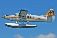 C-GOPP @ CYHC - 1959 Dehavilland DHC-3, c/n: 355 - the former USAF 59-2217