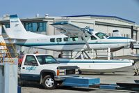 C-GSAS @ CYVR - 2001 Cessna 208, c/n: 20800341