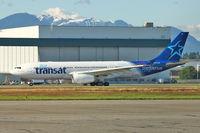 C-GTSI @ CYVR - 2001 Airbus A330-243, c/n: 427