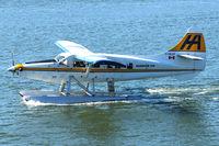 C-GLCP @ CYHC - 1961 De Havilland Canada DHC-3T Vazar Turbine Otter, c/n: 422 formerly with Ghana AF 305