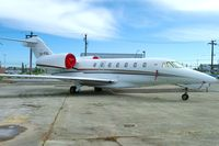 XA-FGL @ CYVR - 2008 Cessna 750, c/n: 750-0287