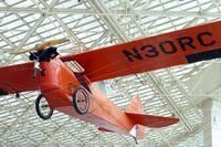 N30RC @ BFI - 1929 Aeronca C-2, c/n: 301-23 in Seattle Museum of Flight