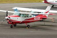 N6149R @ PAE - 1966 Cessna T210F, c/n: T210-0049