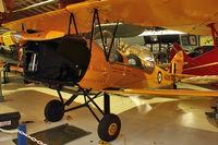 C-GMFT @ CYNJ - 1941 De Havilland Canada DH-82C, c/n: DHC1178 ex RCAF5875 - by Terry Fletcher