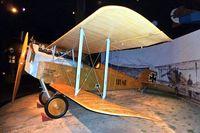 101.4 @ BFI - Aviatik Berg Scout, c/n: 101.4 at Seattle Museum of Flight