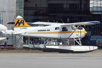 C-GTBQ @ CYVR - 1959 Dehavilland DHC-2 MK. I, c/n: 1316 - former USAF 58-1992