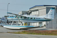 C-FJOE @ CYVR - 2005 Cessna 208, c/n: 208-00390