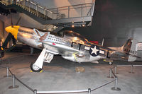 44-63607 @ BFI - North American P-51D Mustang, c/n: Unknown marked 463607   True identity unknown - by Terry Fletcher