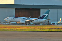 C-GWCN @ CYVR - 2005 Boeing 737-7CT, c/n: 34157 - by Terry Fletcher