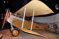 101.4 @ BFI - Aviatik Berg Scout, c/n: 101. in Museum of Flight Seattle