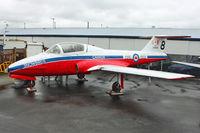 114003 @ CYNJ - 1970 Canadair CT-114 Tutor, c/n: 1003