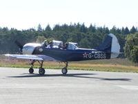 G-CBSS @ EBZR - Fly In - by Henk Geerlings