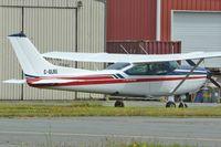 C-GLRE @ CYNJ - 1979 Cessna TR182, c/n: R182-00763
