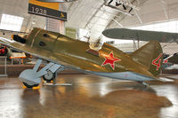 N7459 @ PAE - 1940 Polikarpov I-16 TYPE 24, c/n: 2421014 with Paul Allens Warbirds - by Terry Fletcher
