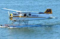 C-FFHQ @ CYHC - 1949 De Havilland Canada DHC-2 MK. I, c/n: