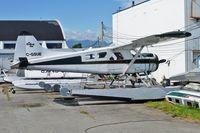 C-GSUE @ CYVR - 1958 Dehavilland DHC-2 MK. I, c/n: 1199 ex USAF 57-2560 - by Terry Fletcher