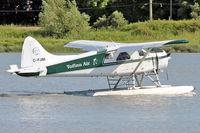 C-FJIM @ CYVR - 1952 Dehavilland DHC-2 MK. I, c/n: 461 ex USAF 52-6092
