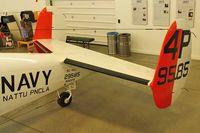 N585PB @ PAE - Tail of 1944 Beech RC-45J, c/n: 029585