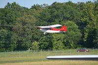 N1003E @ KOMH - Takeoff Orange - by Ronald Barker