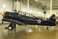 N512SE @ PAE - 1958 North American/victoria Mnt Lt AT-6A, c/n: JS 88-9421